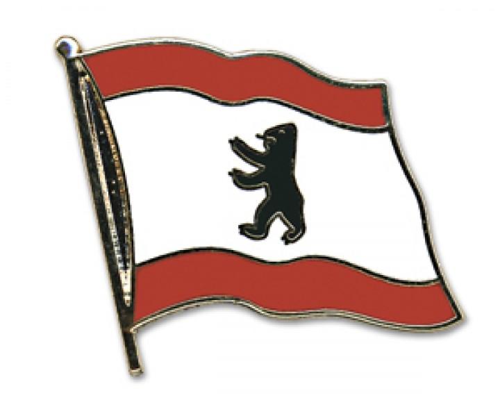 flaggen pins berlin regionen deutschland sonstige flaggen pins 20 mm promex shop. Black Bedroom Furniture Sets. Home Design Ideas