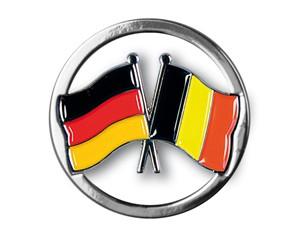 Einkaufswagenchips Deutschland-Belgien