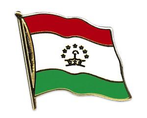 Flaggen-Pins Tadschikistan