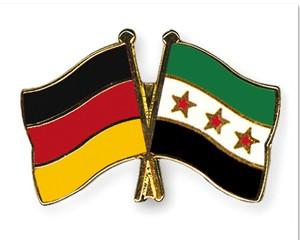 Freundschaftspins Deutschland-Syrien (1932-1958)