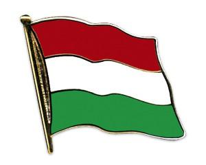 Flaggen-Pins Ungarn