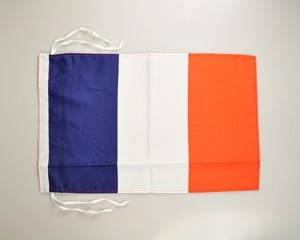 Deko-Flagge Frankreich Sonderposten
