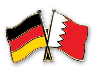 Freundschaftspins Deutschland-Bahrain