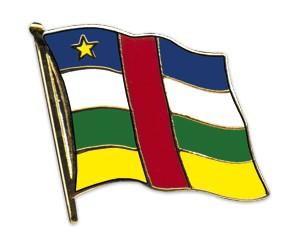 Flaggen Pins: Zentralafrikanische Republik