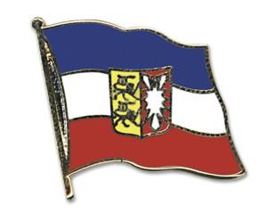 Flaggen-Pins Schleswig-Holstein