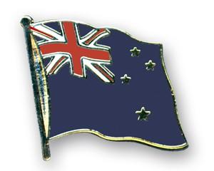 Flaggen-Pins Neuseeland