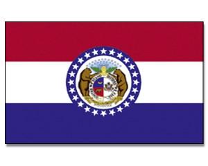 Flagge Missouri