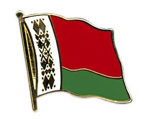 Flaggen-Pins Belarus (Weißrussland)