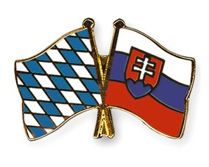 Freundschaftspins Bayern-Slowakei