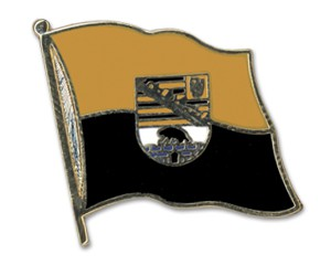 Flaggen-Pins Sachsen-Anhalt