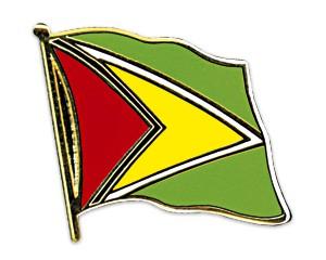 Flaggen-Pins Guyana