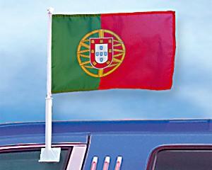 Autoflagge Portugal