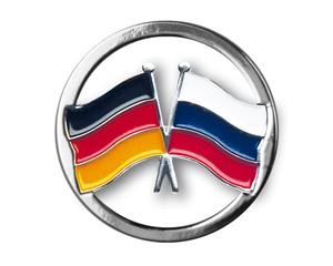 Einkaufswagenchips Deutschland-Russland