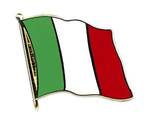 Flaggen-Pins Italien