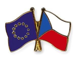 Freundschaftspins Europa-Tschechische Republik