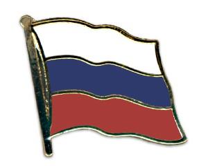 Flaggen-Pins Russland