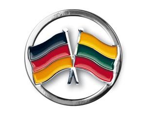 Einkaufswagenchips Deutschland-Litauen