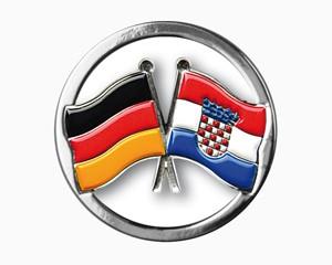 Einkaufswagenchips Deutschland-Kroatien
