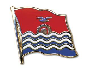Flaggen-Pins Kiribati
