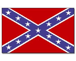 Stock-Flagge Südstaaten