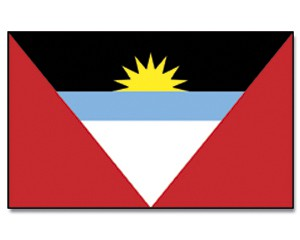 Flagge Antigua und Barbuda