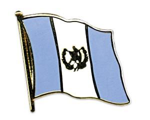 Flaggen-Pins Guatemala