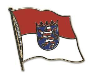 Flaggen-Pins Hessen