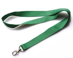 Schlüsselband 20 mm grün