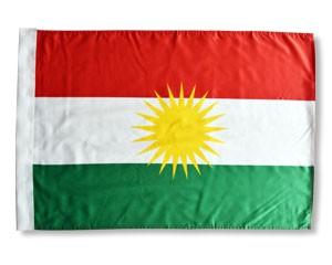 Flagge Kurdistan 60 x 90 cm