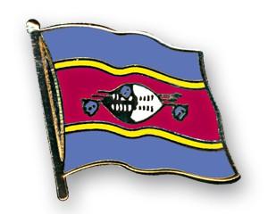 Flaggen-Pins Swasiland