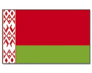 Flagge Belarus (Weißrussland)