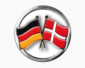 Einkaufswagenchips Deutschland-Dänemark