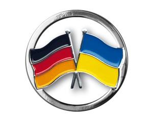 Einkaufswagenchips Deutschland-Ukraine