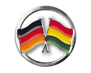 Einkaufswagenchips Deutschland-Bolivien