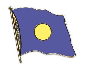 Flaggen-Pins Palau