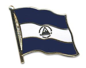 Flaggen-Pins Nicaragua