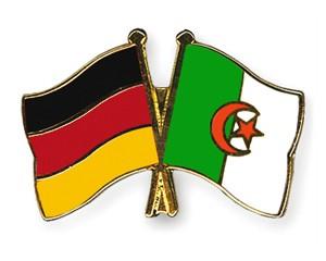 Freundschaftspins Deutschland-Algerien