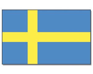 schweden flagge pkc. Black Bedroom Furniture Sets. Home Design Ideas