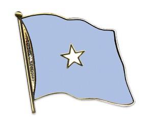 Flaggen-Pins Somalia