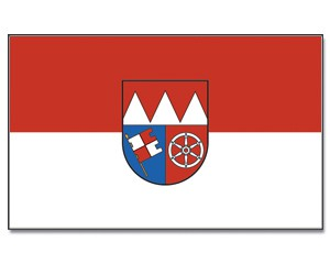 Flagge Unterfranken