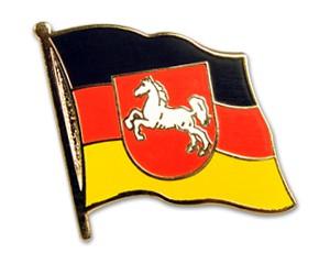 Flaggen-Pins Niedersachsen