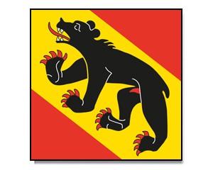 Flagge Bern
