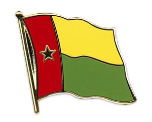 Flaggen-Pins Guinea-Bissau