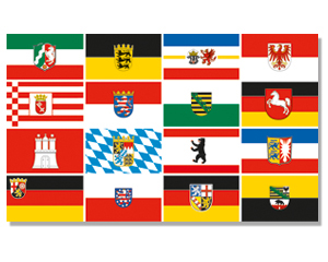 Fahne Flagge Kiel Sonderposten 90 x 150 cm