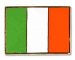 Flaggen-Pins Italien (rechteckig)