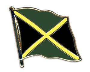 Flaggen-Pins Jamaika