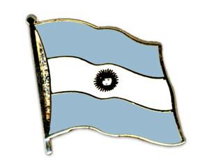 Flaggen-Pins Argentinien