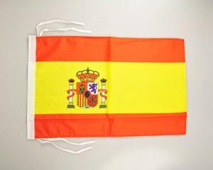 Deko-Flagge Spanien Sonderposten