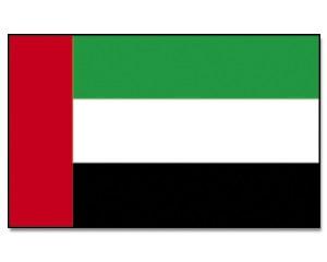 Flagge Vereinigte Arabische Emirate