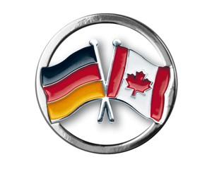 Einkaufswagenchips Deutschland-Kanada
